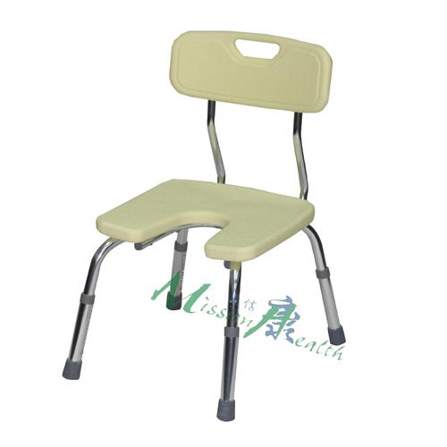 8601  有背浴椅(U型)