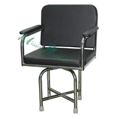 GA-0413  不銹鋼旋轉椅