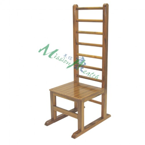 GA-0941  原木巴梯背椅