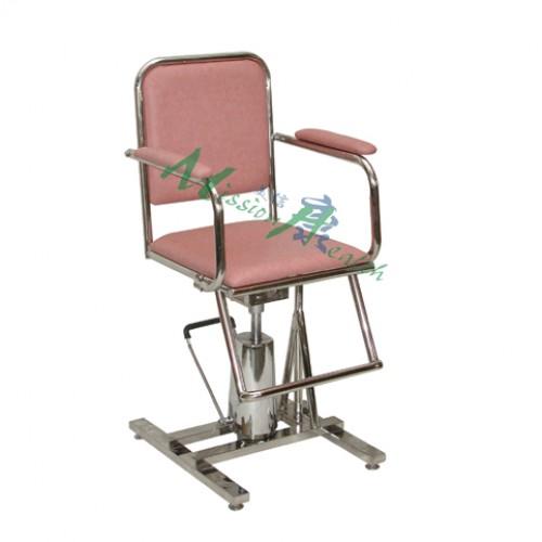 GA-1701  不銹鋼油壓升降椅