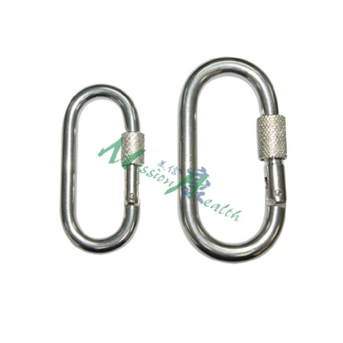 GH-060049、GH-060050  不銹鋼有鎖橢圓扣